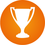 Trophées, coupes et médailles