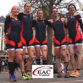 EAC triathlon : Combinaison tri-fonction